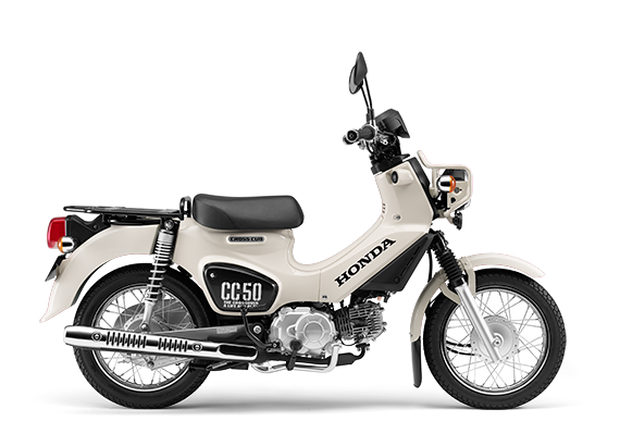 HONDA クロスカブ50